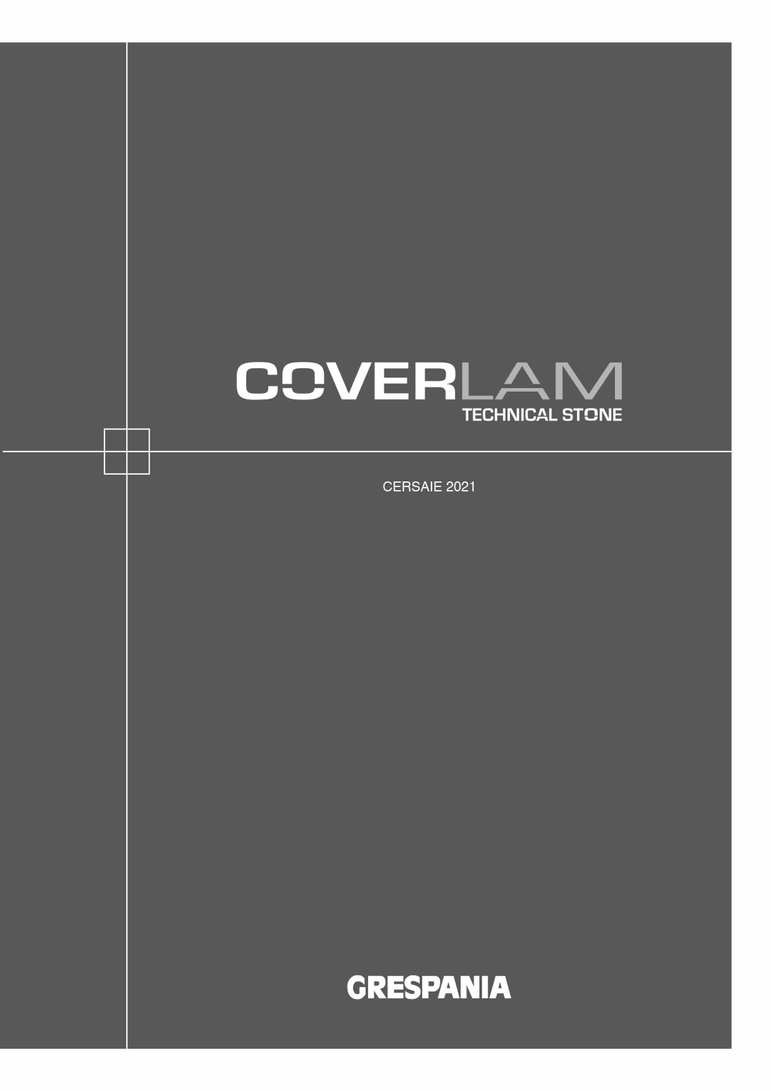 Portada Coverlam | Catálogos Coverlam